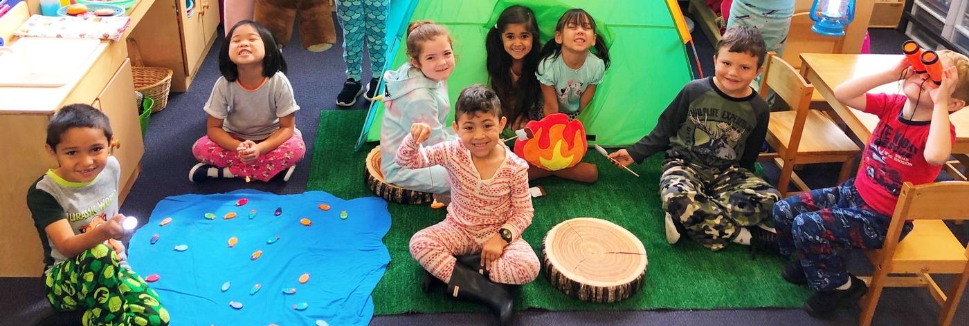 TK serves as a bridge between preschool and kindergarten
