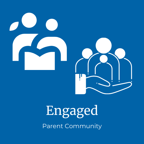 Engaged & Supportive parent community