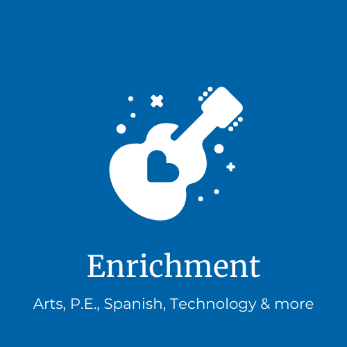Enrichment curriculum for all students